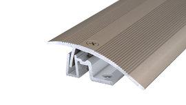 PS 400 Anpassungsprofil - Edelstahl matt