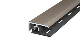 PROFI-TEC Master edge section - stainless steel matt