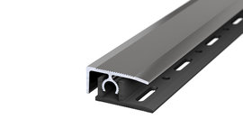 PROFI-TEC Master edge section - stainless steel polished