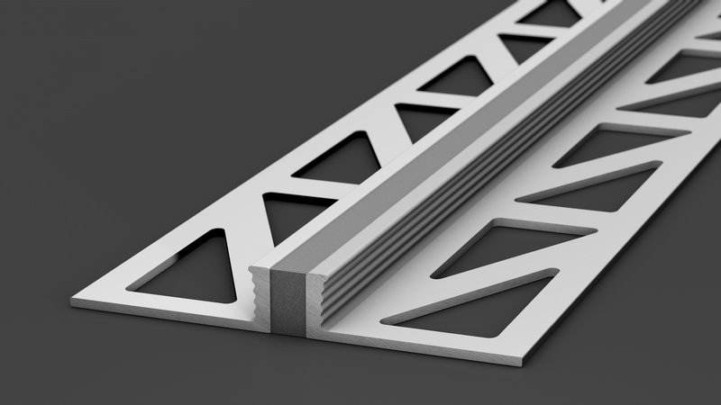 Expansion joint sections