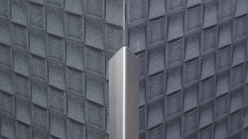 Corner protective squares