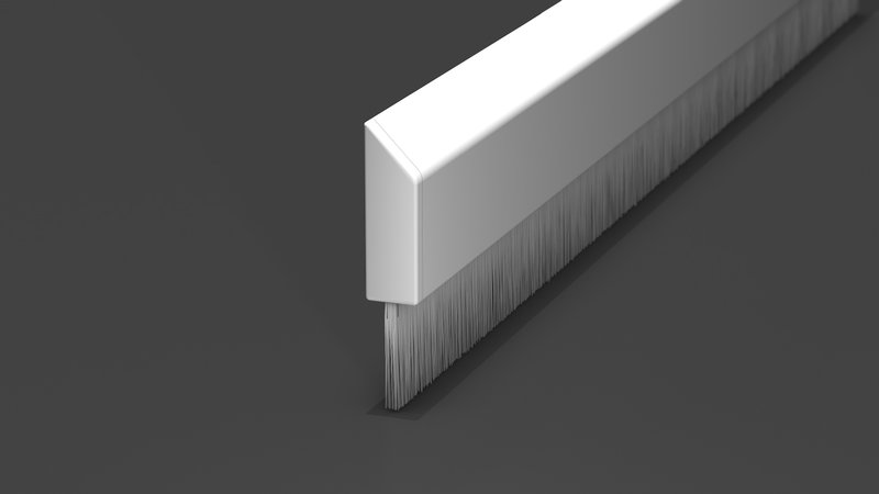 PVC sections and door sealants